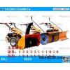 北京迎来今冬首雪除雪车该上场了K小型道路除雪车