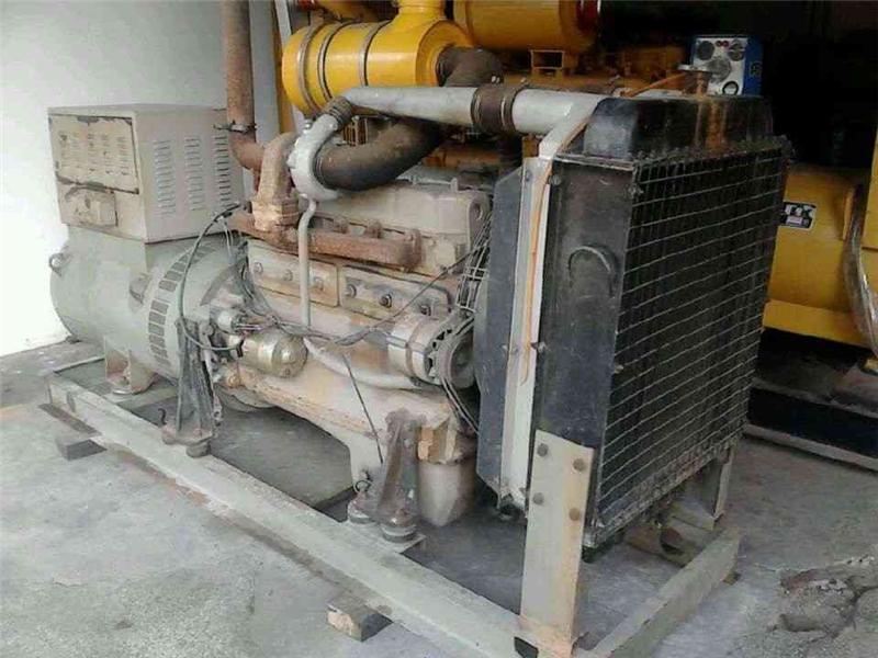 废旧发电机生