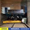 拉运铝型材载重车定做平板车电动液压平板车
