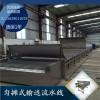 平板速冻隧道 饺子流水线根据厂家要求面积设计安装