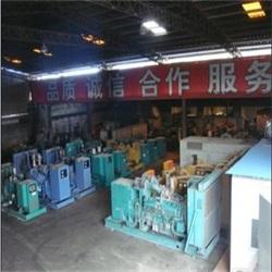 宁波发电机回收公司