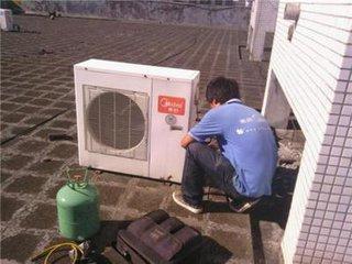欢迎访问北仑周边美的空调美的%售后维修