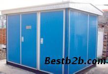 上海350-800KVA S11箱式变压器回收