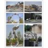 上海雕塑制作不锈钢景观雕塑大型城市广场抽象雕塑装饰摆件