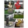 订制玻璃钢景观雕塑户外园林抽象雕塑小品抽象上海玻璃钢雕塑制作
