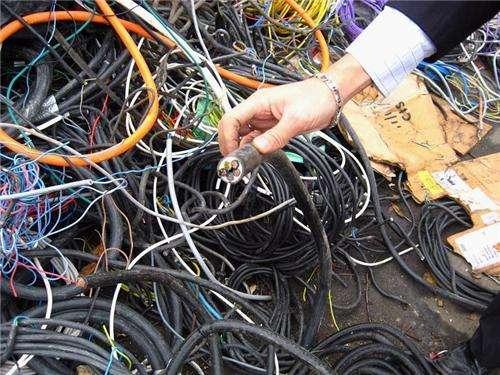 佛山电缆回收