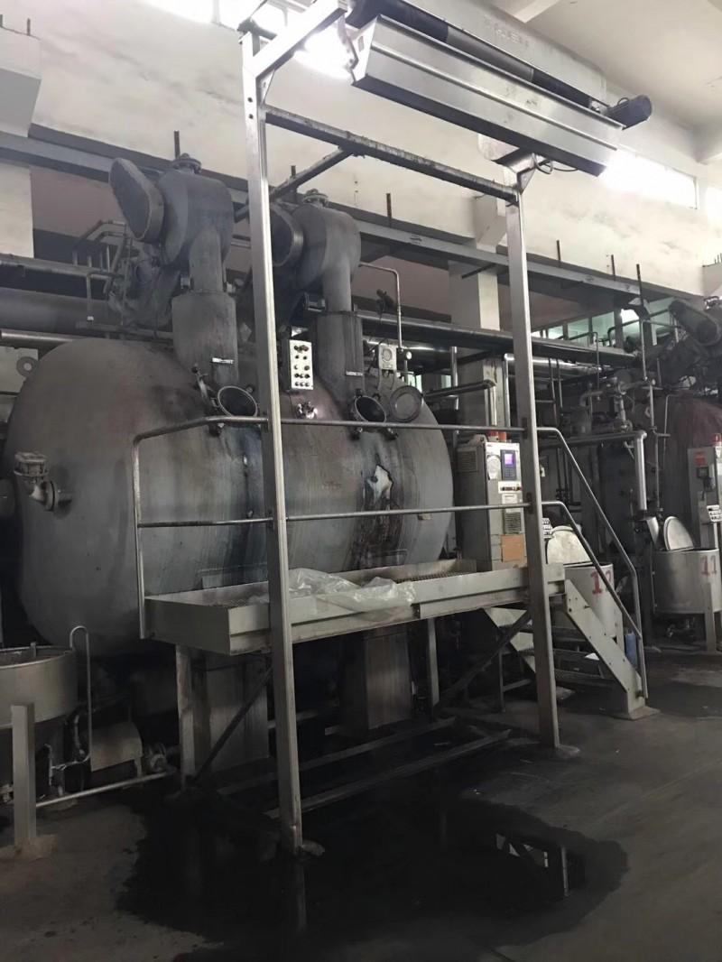 印染设备回收 广州回收印染设备 印染厂机械 印染机械设备回收