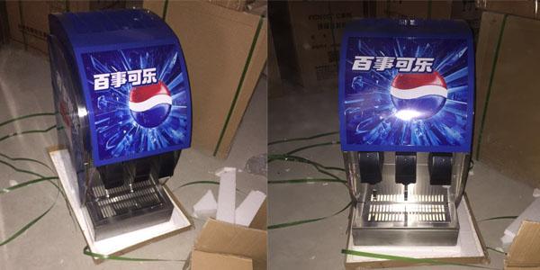 扬州汉堡店设备扬州汉堡店可乐机百事可乐机