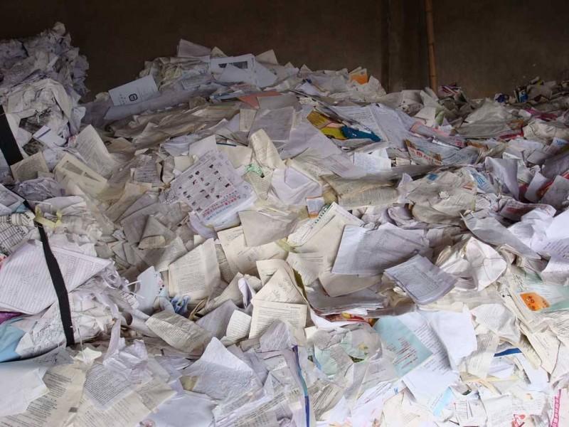 回收废纸、书纸、纸皮、废铜、废铝、废铁、电线、塑料