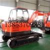 安徽淮南工程用挖掘机 35履带液压挖掘机 挖沟操作视频