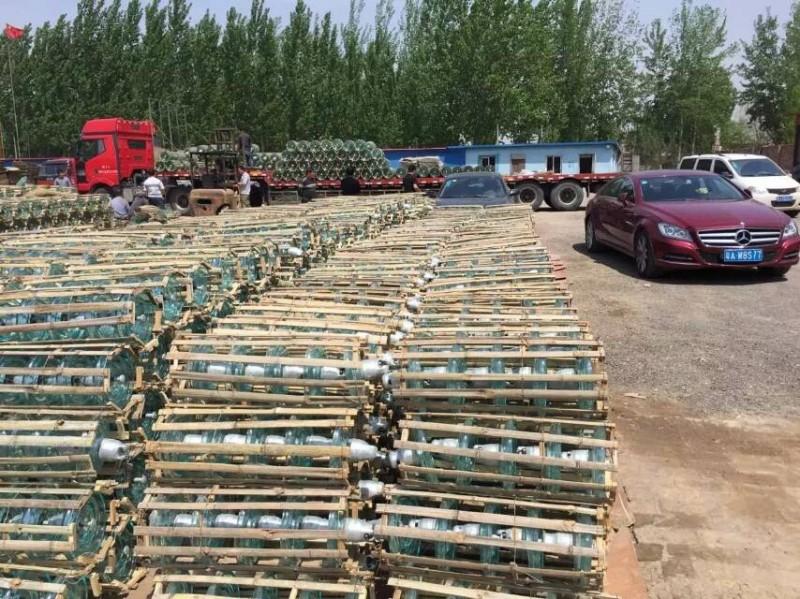 汇嘉绝缘子回收翻新公司大量回收电力绝缘子金具