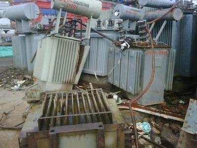 杭州废变压器回收,杭州工业设备回收,杭州万达物资回收公司