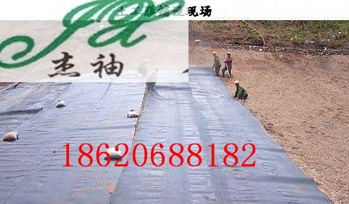 肇庆端州 防渗土工膜 一布一膜土工膜 聚乙烯土工膜 焊接指导