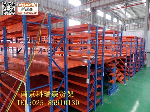 阁楼货架-仓储货架-库房货架-上海货架-物流设备