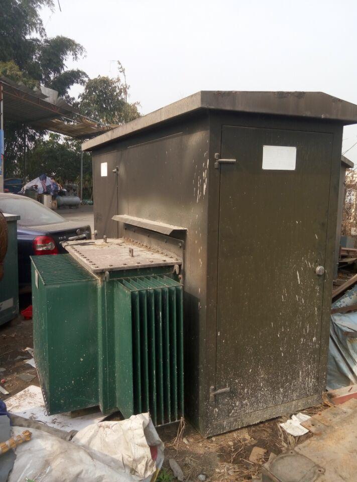 成都废旧变压器配电柜回收
