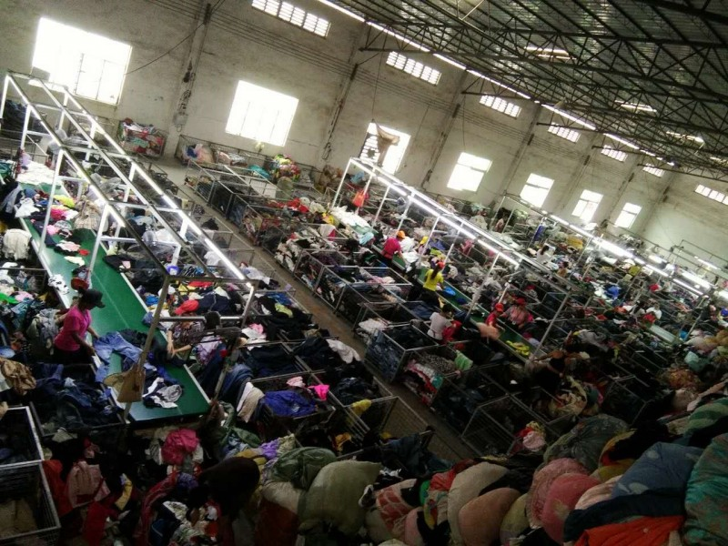 广州旧衣回收出口公司招收实力供应商
