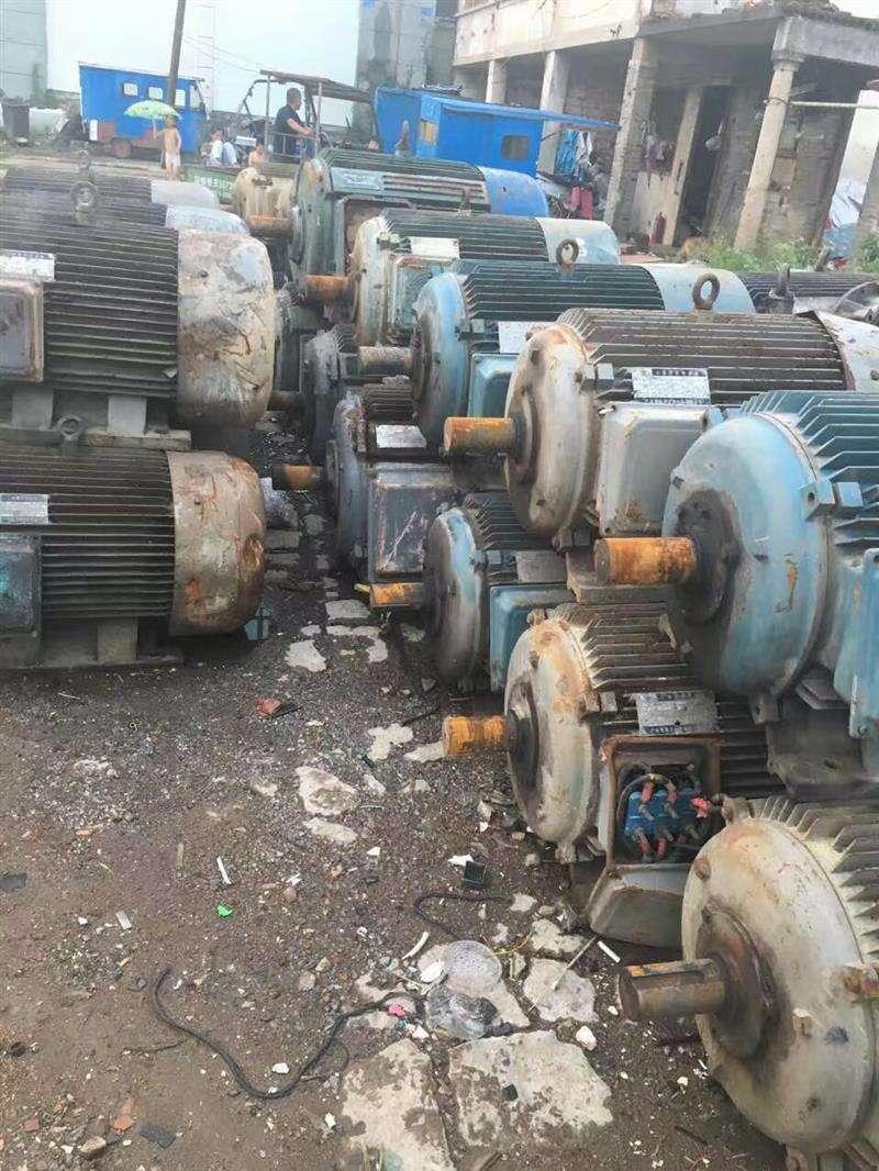 高价回收铁,铝,铜,不锈钢,电动机,发电机,电焊机等回收