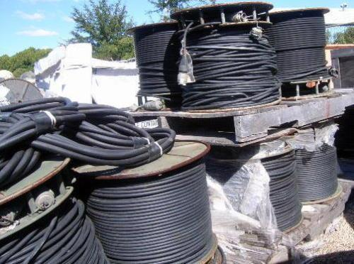 北京电缆回收