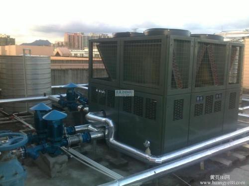 北京空调制冷机组设备拆除回收公司