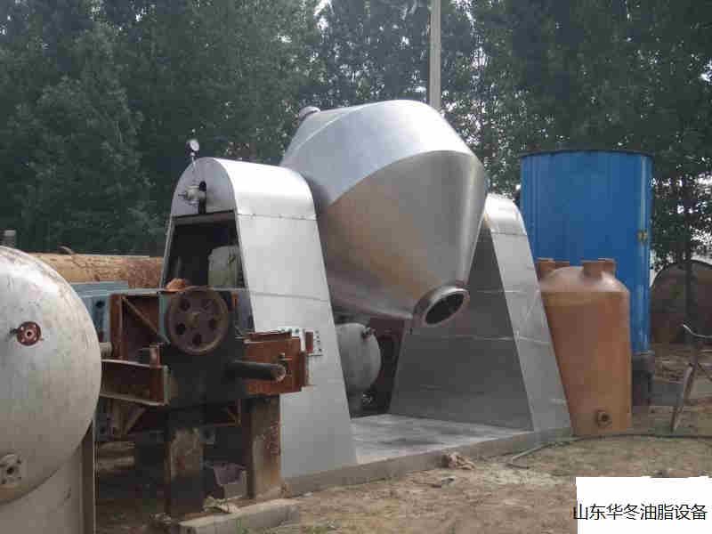回收二手双锥干燥机,二手回转干燥机回收
