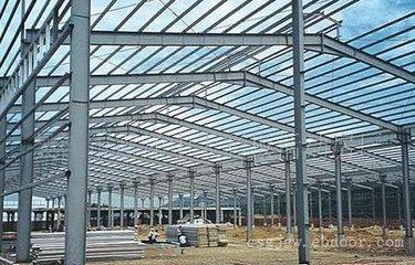 天津钢结构回收拆除公司二手钢结构厂房拆除回收