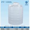 陕西塑料水箱厂家批发直销 1吨pe水箱价格 双氧水储罐
