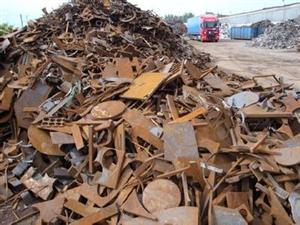 番禺洛溪镇废铁回收公司是正规回收厂家