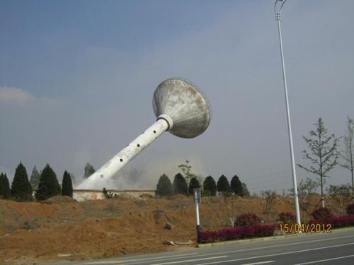 专业工厂拆除框架拆除钢结构拆除高塔拆除