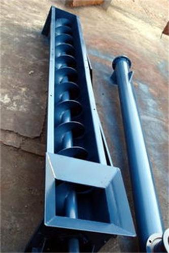 现货供应 碎石U型螺旋输送机 管式螺旋输送机 螺旋绞龙