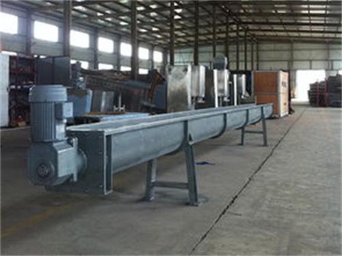 螺旋绞龙 刮板输送机 碎石U型螺旋输送机 品质保证