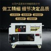10KW柴油发电机图片