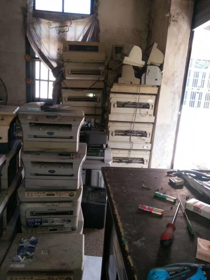 上海文创物资回收废旧电脑及电脑周边设备