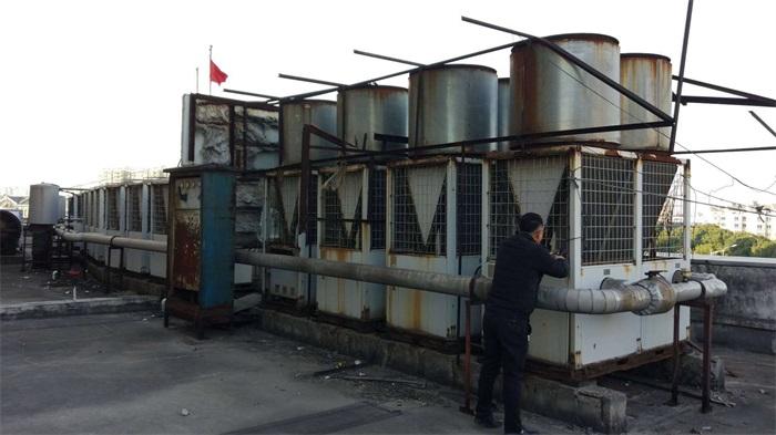 苏州二手开利空调回收拆除公司
