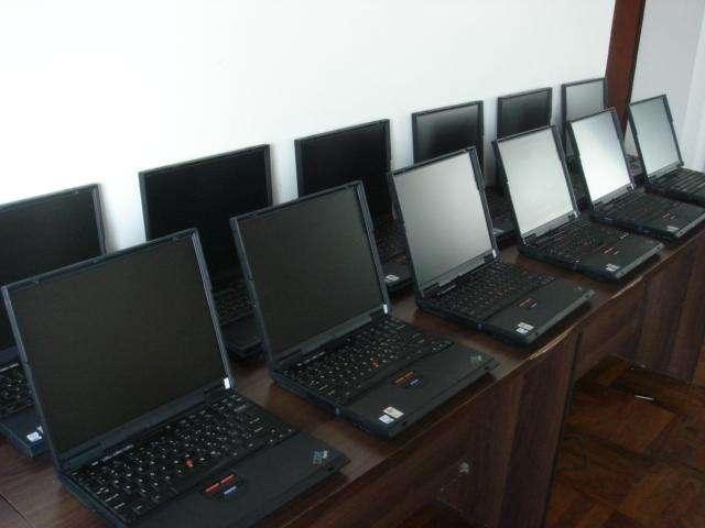 松江回收公司笔记本一体机服务器办公电脑回收