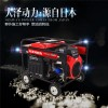 TOTO250A内燃250A发电电焊机