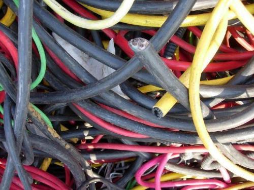 中山小榄电力电缆回收价格一览表价格评估