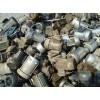 杭州高價回收廢舊金屬\發動機\空調\電纜線、貨架