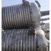 出售二手不銹鋼內外盤管反應釜