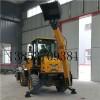 铲车挖掘装载机 市政专用两头忙挖机 铲车挖掘一体机