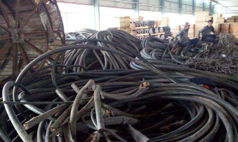 东莞虎门废电缆回收多少一吨上门回收