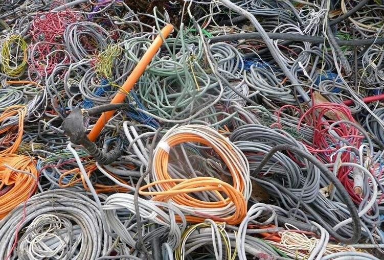 东莞厚街旧电缆回收多少一吨高价回收