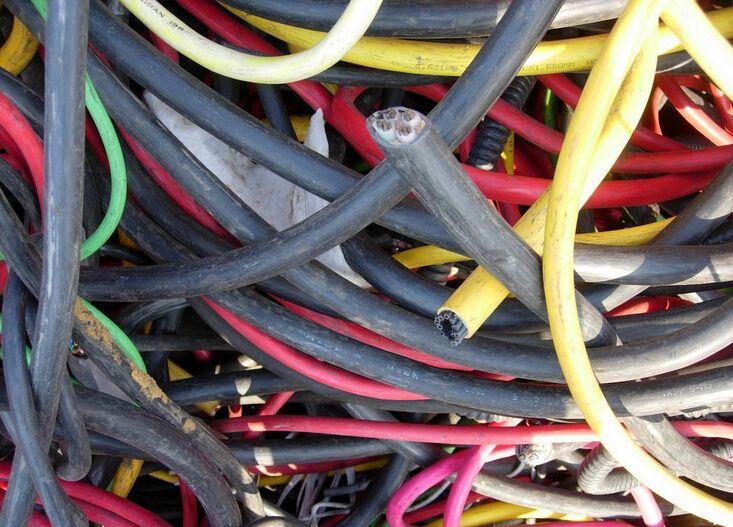 东莞道滘专业电缆回收上门回收