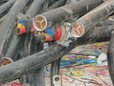 佛山废旧电缆回收价格2019一览表
