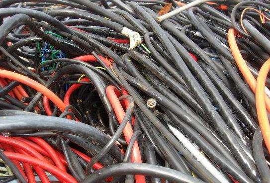 广州南沙回收废电缆公司