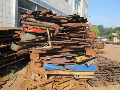 广州番禺区废铁回收报价