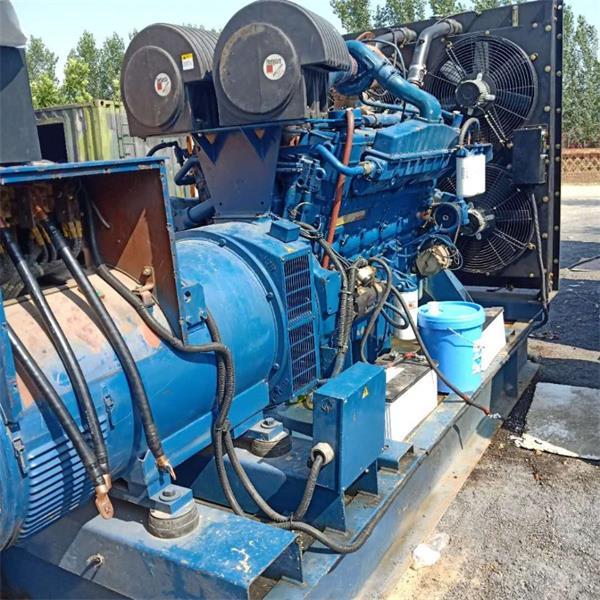 汕尾卡特发电机回收高价回收