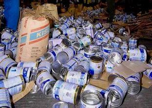 中山市三乡镇过期啤酒销毁劣质产品销毁服务公司