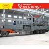 每天400吨移动破碎机用什么型号J82