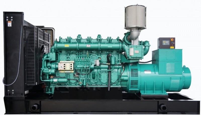 中山火炬开发区回收二手柴油发电机组诚信企业