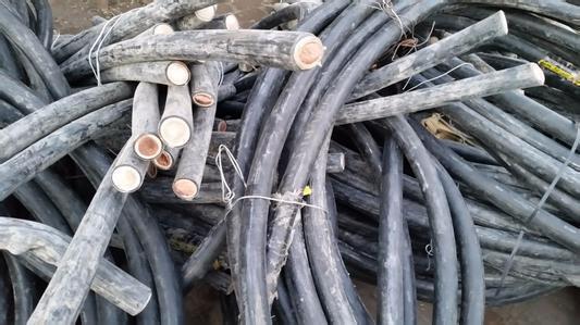 東莞市南城區回收70平方電纜流程